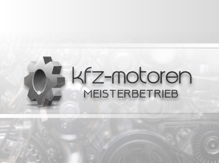 KFZ Motoren Lichtaustausch